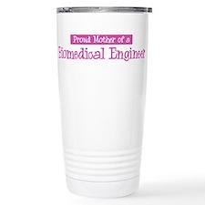 Proud Mother of Biomedical En Travel Mug