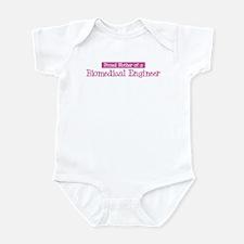 Proud Mother of Biomedical En Infant Bodysuit