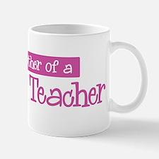 Proud Mother of Botany Teache Mug