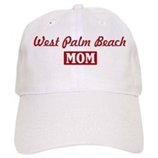 West Palm Beach Mom Baseball Cap