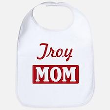 Troy Mom Bib
