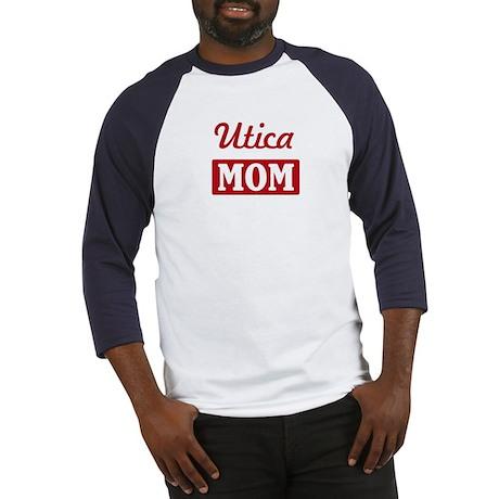 Utica Mom Baseball Jersey