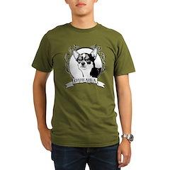 Chihuahua Organic Men's T-Shirt (dark)