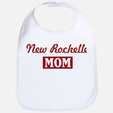 New Rochelle Mom Bib