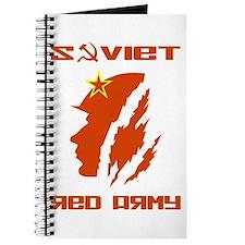 Soviet Red Army Soldier Journal