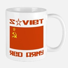 Soviet Red Army Flag Mug
