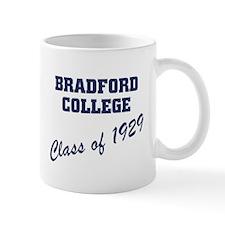 Bradford Class of 1929 Mug