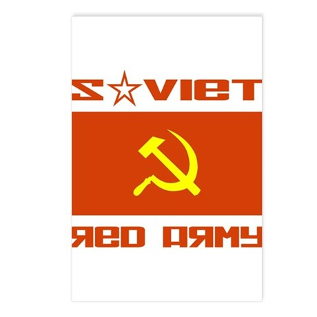 Soviet Red Army Hammer & Sickle Postcards (Package