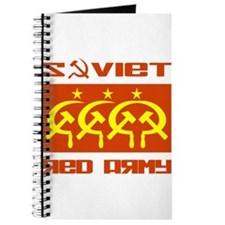 Soviet Red Army CCCP Journal