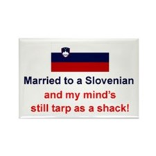 Married to a Slovenian Magnet (2x3)