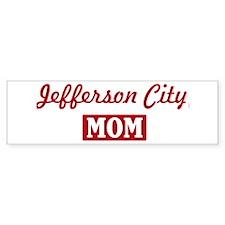 Jefferson City Mom Bumper Bumper Sticker