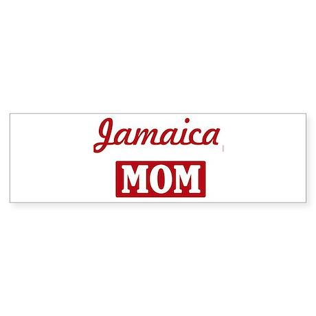 Jamaica Mom Bumper Sticker