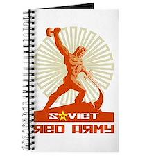 Soviet Red Army Sculpture Journal