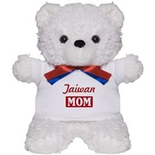 Taiwan Mom Teddy Bear