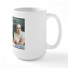 """""""Broken Glass"""" Frail Mug"""