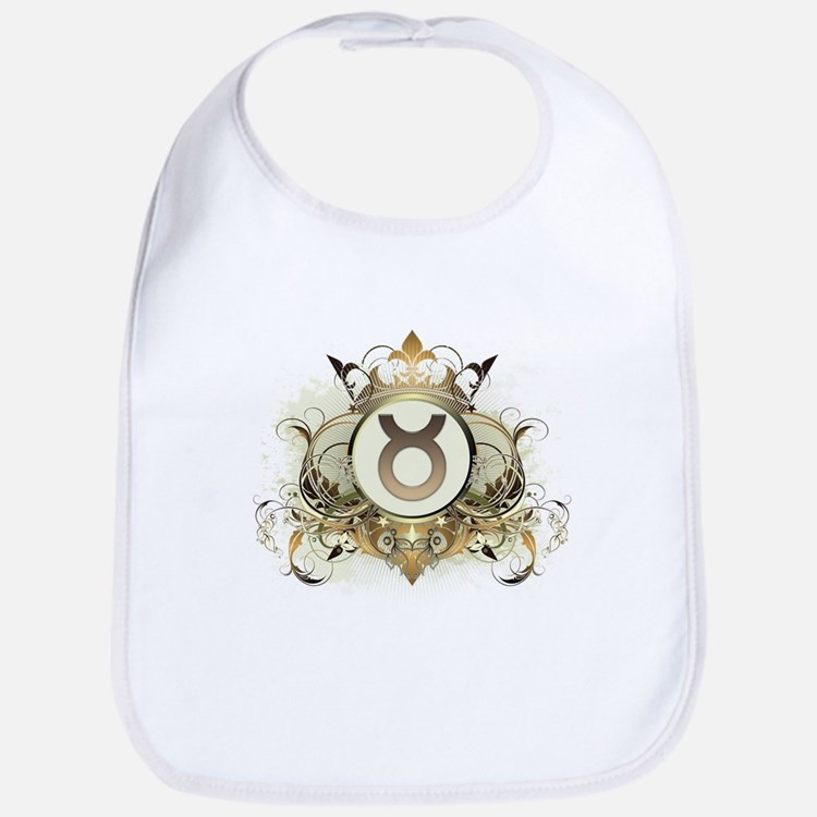 Stylish Taurus Bib