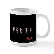 5 Faces Frail Mug