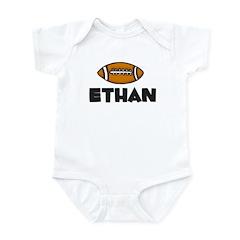 Ethan - Football Infant Creeper