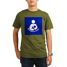 Breastfeeding: Breast Is Best T-Shirt