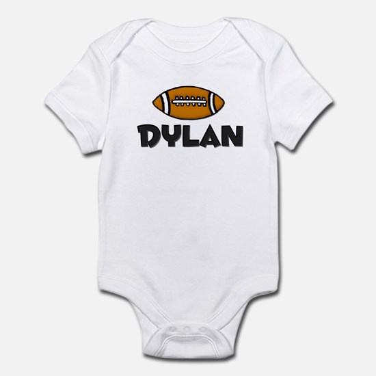 Dylan - Football Infant Creeper