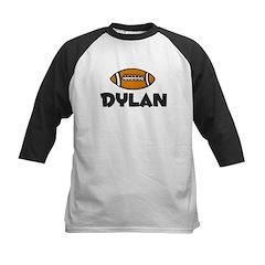 Dylan - Football Tee