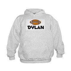 Dylan - Football Hoodie