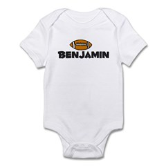 Benjamin - Football Infant Creeper