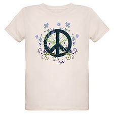 Wild Flower Peace T-Shirt