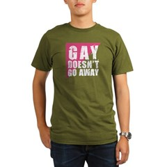 Gay Doesn't Go Away T-Shirt