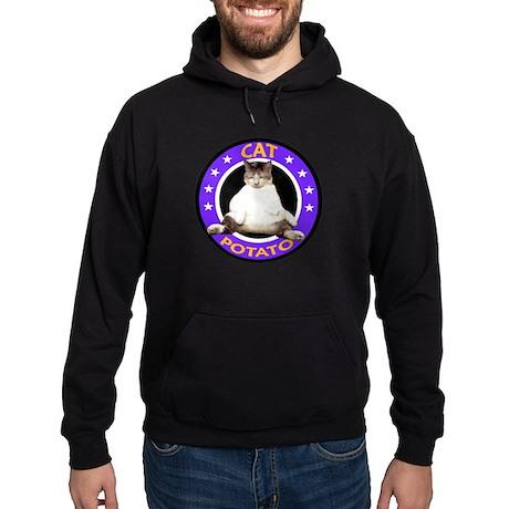 CAT POTATO Hoodie (dark)