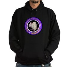 TAKE YOUR RODENT TO WORK DAY Hoodie