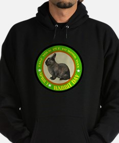 TAKE YOUR RABBIT TO WORK DAY Hoodie