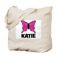 KATIE - Butterfly Tote Bag
