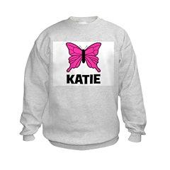 KATIE - Butterfly Sweatshirt