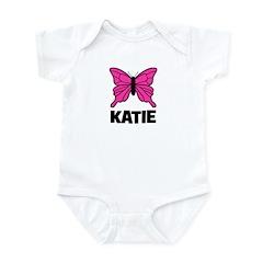 KATIE - Butterfly Infant Bodysuit