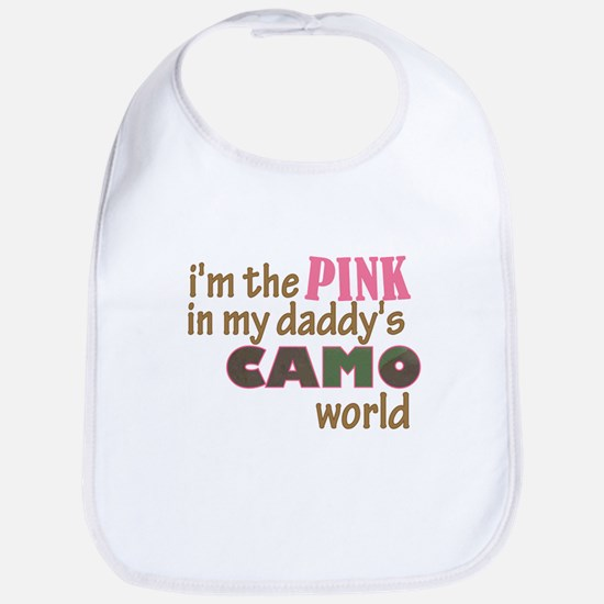 Camo World Bib
