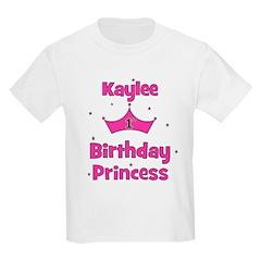 1st Birthday Princess Kaylee! T-Shirt