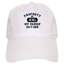 Property of Family Dad Baseball Cap