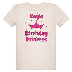 1st Birthday Princess Kayla! T-Shirt