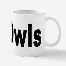 I Love Owls Mug