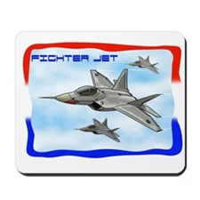 Fighter Planes Mousepad