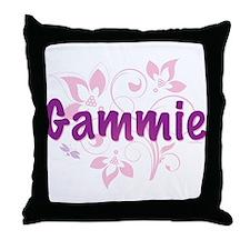 Gammie Throw Pillow