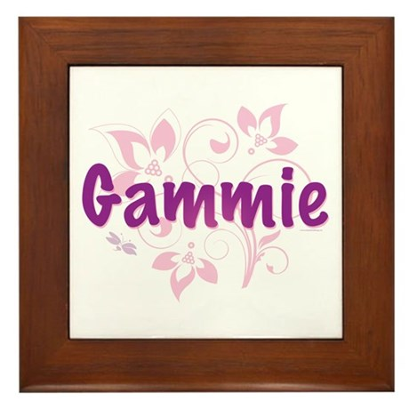 Gammie Framed Tile
