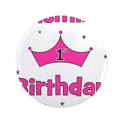 1st Birthday Princess Jasmine 3.5
