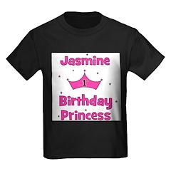 1st Birthday Princess Jasmine T