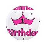 1st Birthday Princess Hannah! 3.5