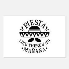 Fiesta Postcards (Package of 8)