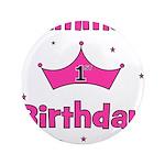 1st Birthday Princess Emma! 3.5