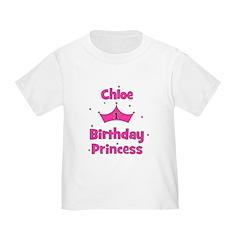 1st Birthday Princess Chloe! T