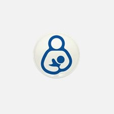 IBFS Outline Mini Button (100 pack)